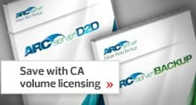 CA Volume Licensing