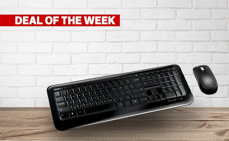 Save with Our Deal of the Week