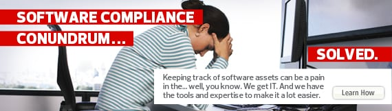 CDW Software Management Tools and Expertise