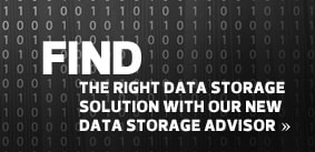 Let our Data Storage Advisor help you find the right entry level NAS device